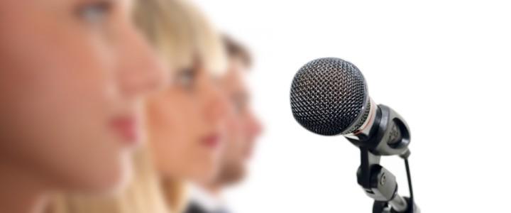 Curso de Portavoces: Hablar en público, Oratoria y Seguridad