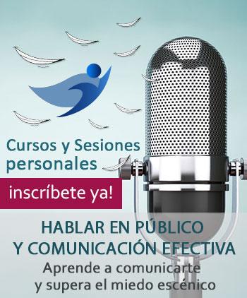 Curso hablar en público y comunicación afectiva- Málaga