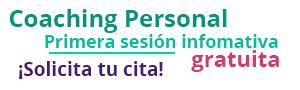 Coaching Personal: Primera Sesión Informativa GRATUITA